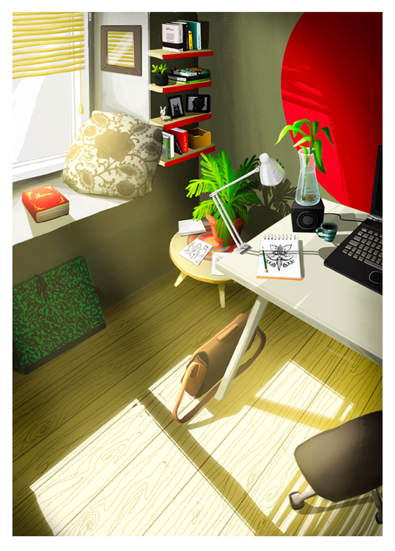 illustration-home-office