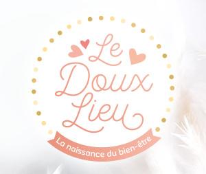 Création du logo Le Doux Lieu