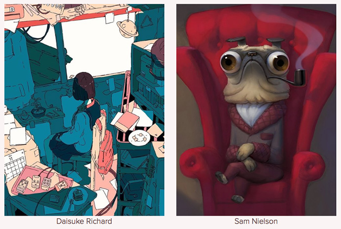 character design references illustrations