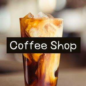 Typographie gratuite Coffee Shop