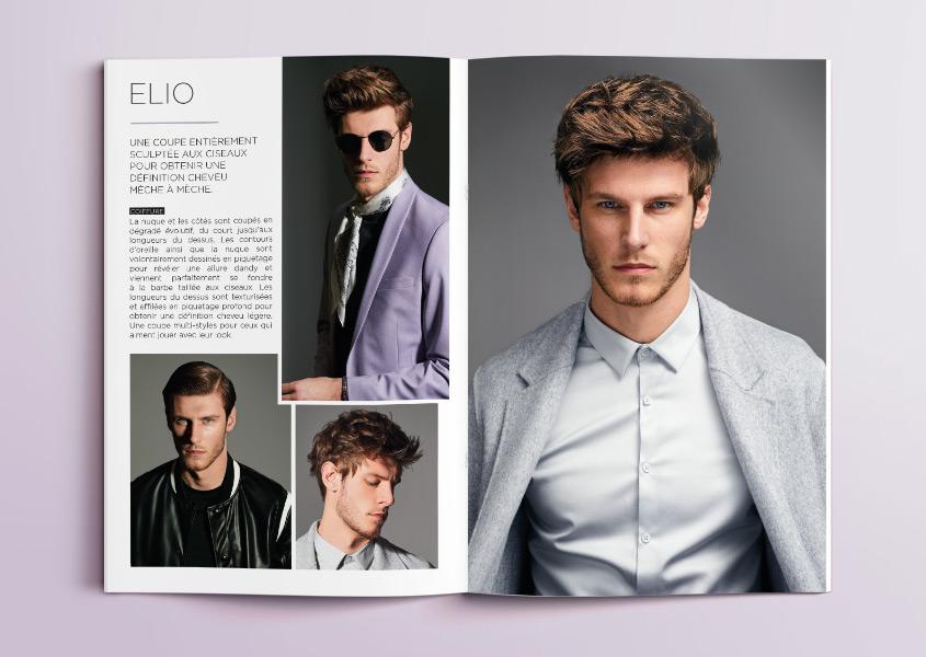 Magazine Michel Dervyn, Elio