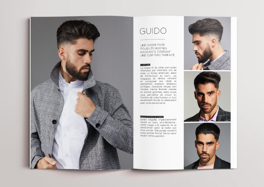 Magazine Michel Dervyn, Guido