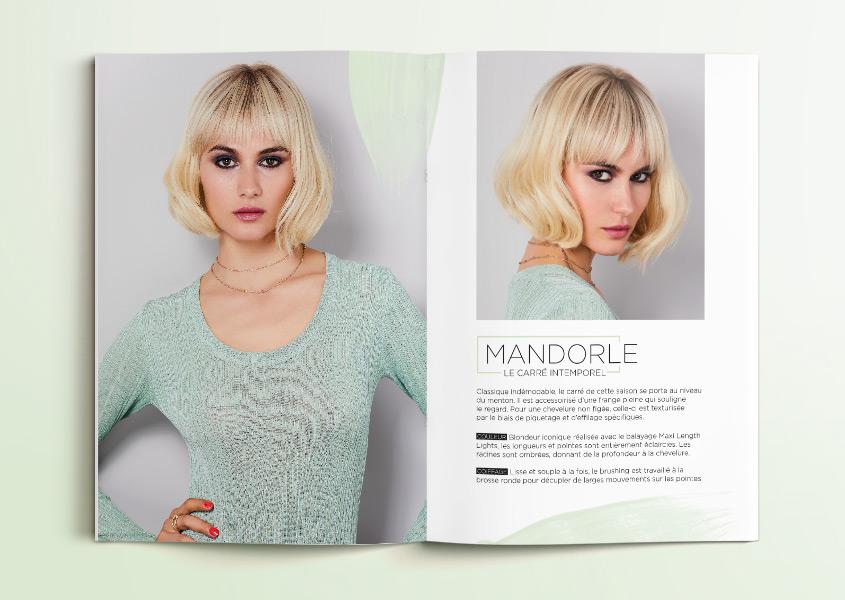 Magazine Michel Dervyn, Mandorle