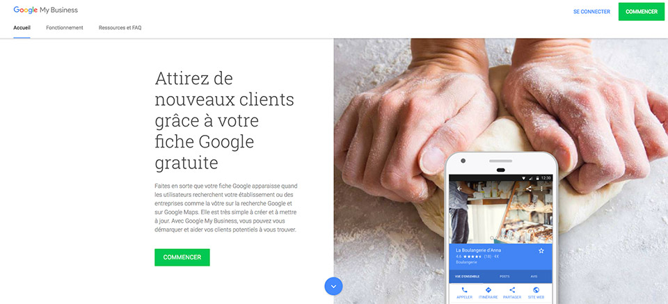 Comment installer Google My Business ?