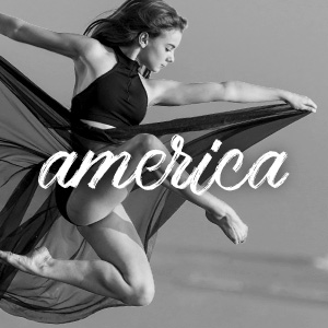 Typographie gratuite America