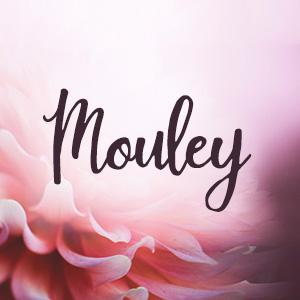 Typographie gratuite Mouley