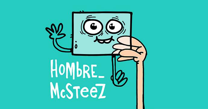 Hombre_McSteez illustrations