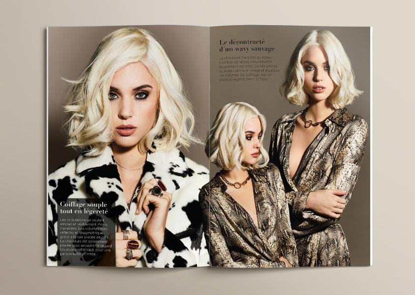 magazine Michel Dervyn collection WILD