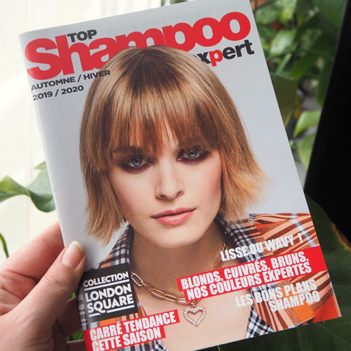 Magazine Top Shampoo, collection London Square