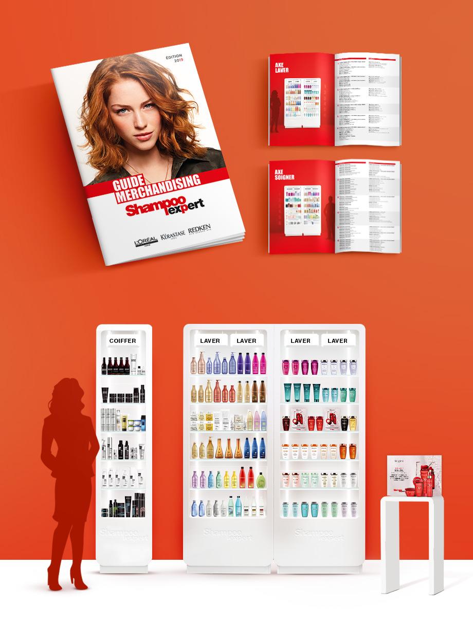 Catalogue Shampoo