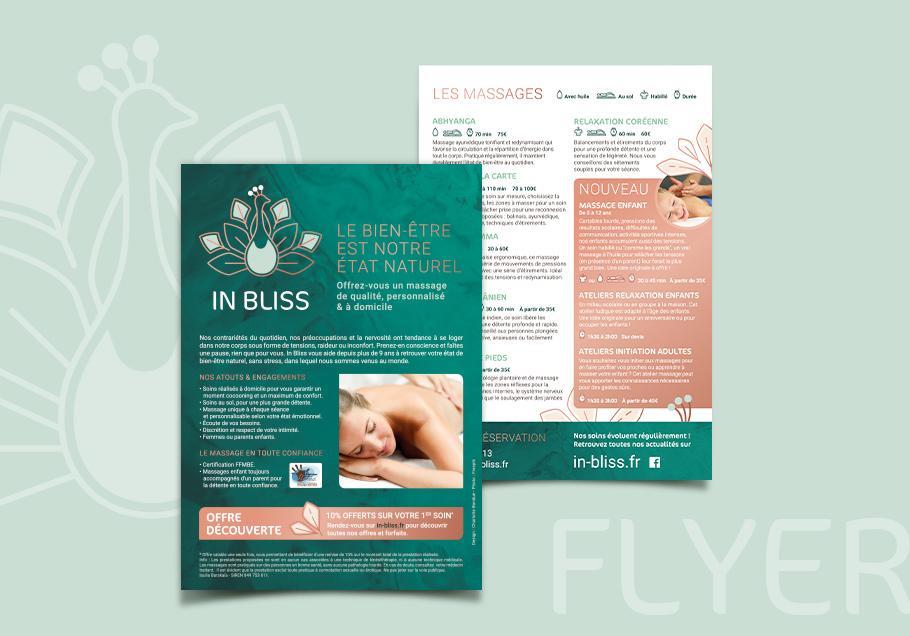 In Bliss flyer