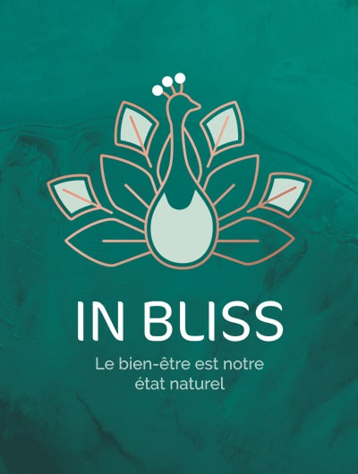 Logo In Bliss, massage bien-être