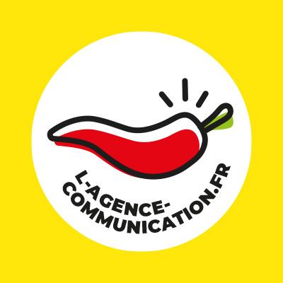 Logo l-agence-communication.fr